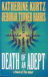 Death of an Adept cover