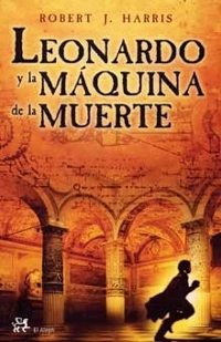 Cover for Leonardo and the Death Machine (Portugal Edition)
