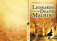 Cover of Leonardo and the Death Machine